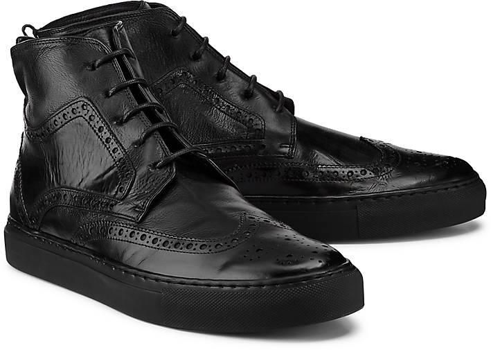 Ludwig Görtz GÖRTZ Leder-Turnschuhe in schwarz kaufen - 47912901 GÖRTZ Görtz Gute Qualität beliebte Schuhe 3dce8c