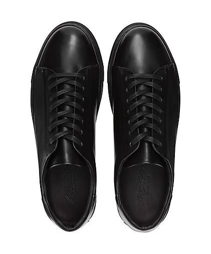 Ludwig Ludwig Ludwig Görtz Leder-Turnschuhe in schwarz kaufen - 47913001 GÖRTZ Gute Qualität beliebte Schuhe 54184e