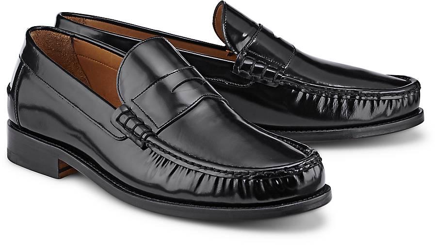 Ludwig Görtz Penny-Loafer in schwarz kaufen - 46371701 GÖRTZ Gute Qualität beliebte Schuhe