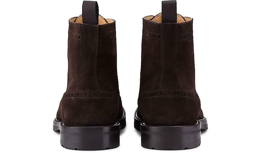 Ludwig Görtz SchnürStiefel SchnürStiefel SchnürStiefel in braun-dunkel kaufen - 47897801 GÖRTZ Gute Qualität beliebte Schuhe b94531