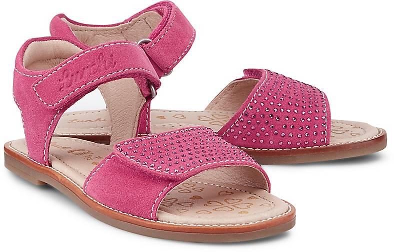 Lurchi Klett-Sandale ZUZU