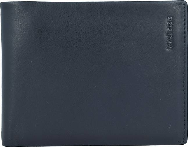 MAÎTRE Hundsbach Galbert Geldbörse RFID Leder 12,5 cm