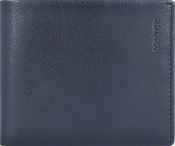 MAÎTRE Hundsbach Gilbrecht Geldbörse Leder 11,5 cm