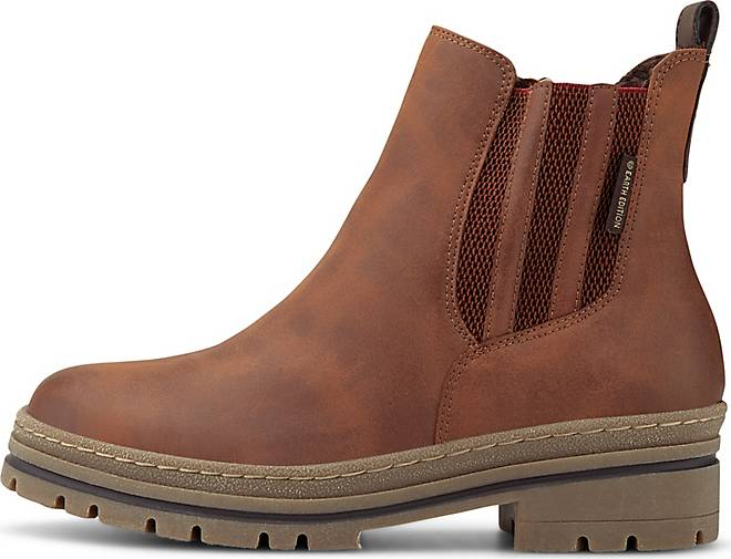 MARCO TOZZI Earth Edition Chelsea-Boots