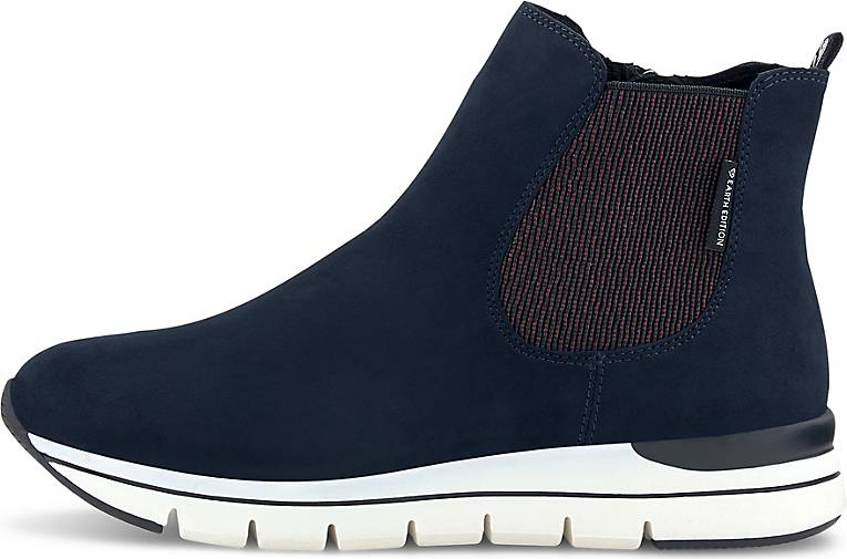 MARCO TOZZI Earth Edition Chelsea-Boots vegan