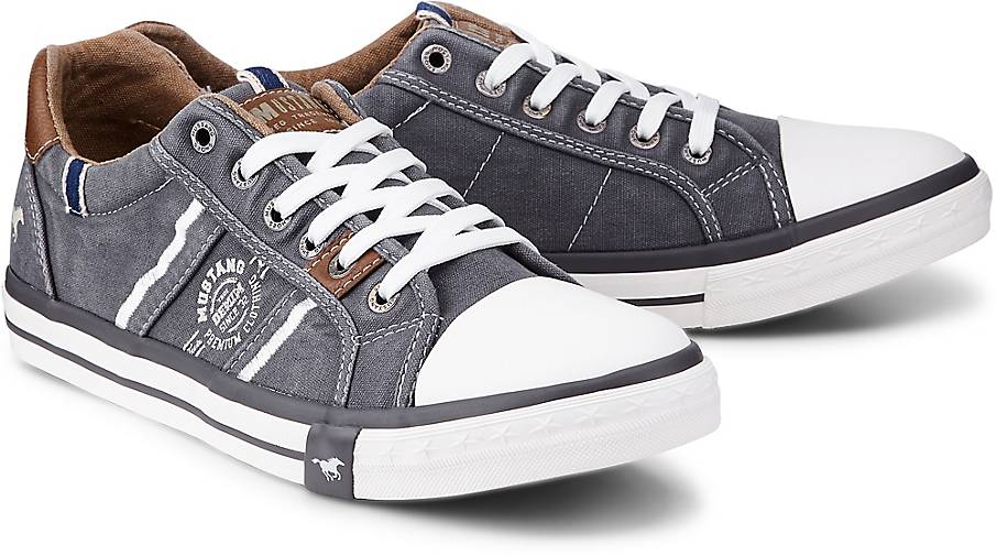 MUSTANG Canvas-Sneaker