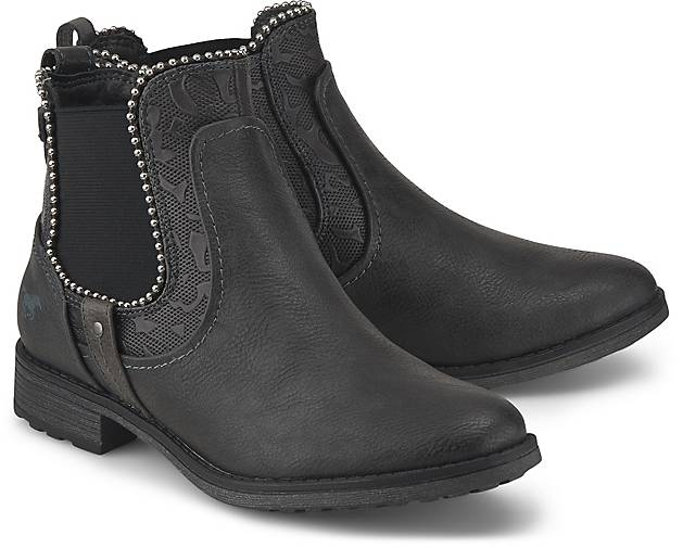 MUSTANG Fashion Chelsea Boots