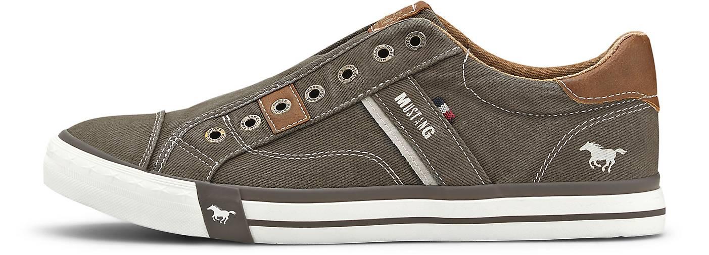 MUSTANG Slip-On-Sneaker