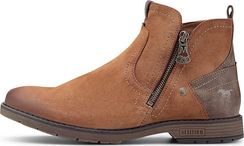 MUSTANG Zipper-Boots