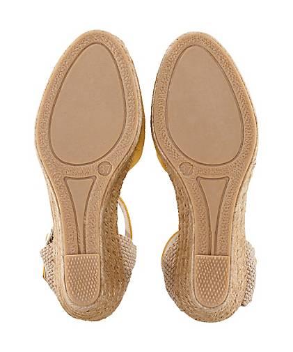 Macarena Wedges ANA 21 in gelb gelb gelb kaufen - 47419603 GÖRTZ Gute Qualität beliebte Schuhe 71920e