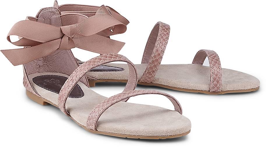 Maluo Schleifen-Sandalette