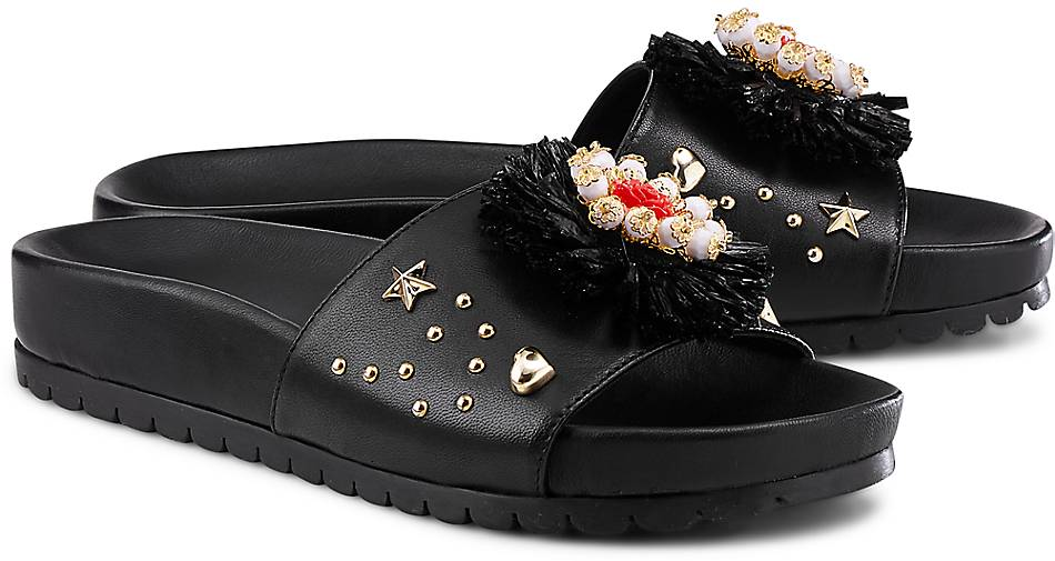 Marc Cain Fashion-Pantolette