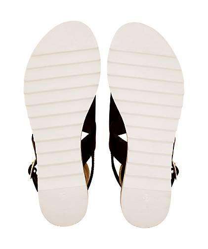 Marc Cain Sommer-Sandale in   schwarz kaufen - 47132202   in GÖRTZ 7d248d