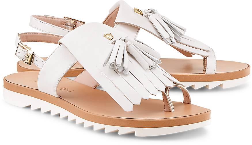 Marc Cain Sommer-Sandale 47132201 in weiß kaufen - 47132201 Sommer-Sandale | GÖRTZ 68f146