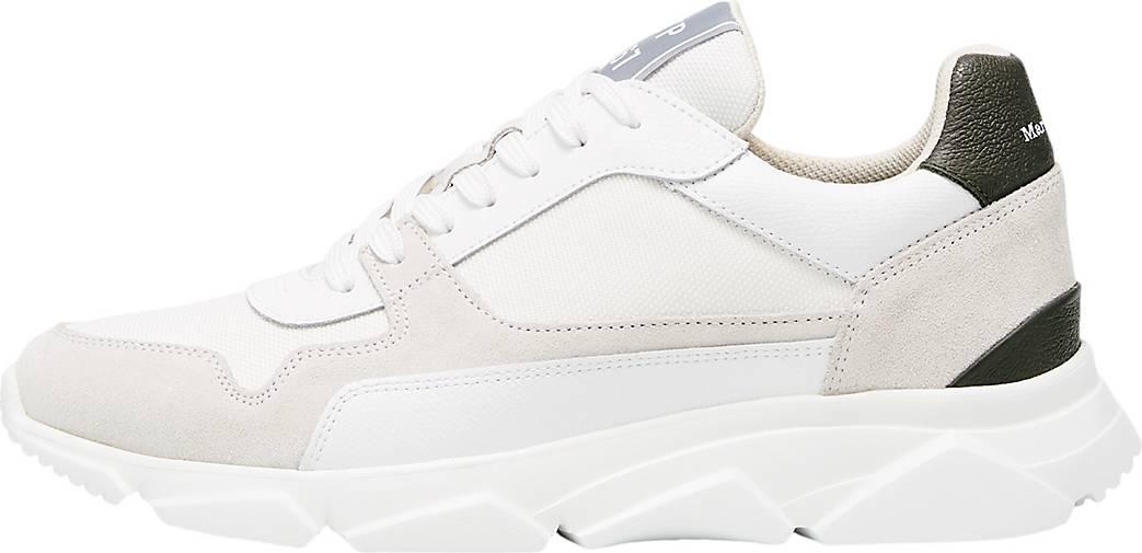Marc O'Polo Bulky-Sneaker mit markanter Laufsohle