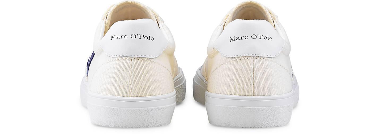 ... Marc O Polo kaufen Canvas-Sneaker in weiß kaufen O Polo - 47109901 ... 11af1412c5