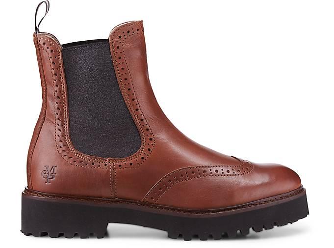 Marc O'Polo - Chlesea-Boots in braun-mittel kaufen - O'Polo 47567501 | GÖRTZ 375500