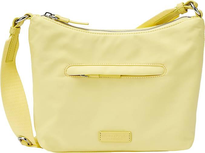 Marc O'Polo Crossbody Bag aus recycelter Nylon-Qualität