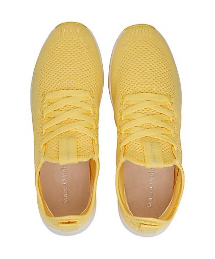 Marc O'Polo Fashion-Turnschuhe in gelb kaufen - 48167101 GÖRTZ Gute Gute Gute Qualität beliebte Schuhe 9dca31