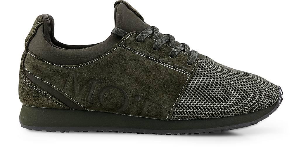 Marc kaufen O'Polo Freizeit-Sneaker in khaki kaufen Marc - 47493601 | GÖRTZ e1aed4