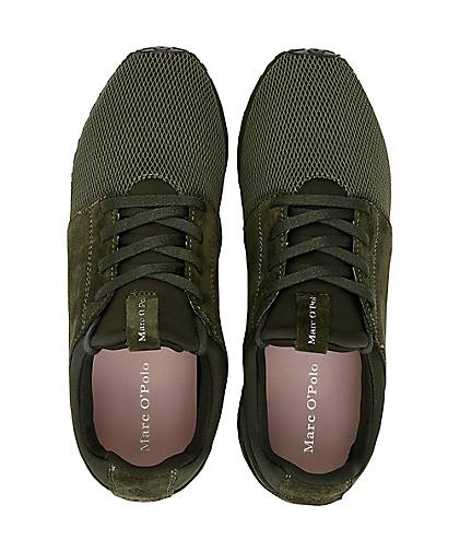 Marc kaufen O'Polo Freizeit-Sneaker in khaki kaufen Marc - 47493601 | GÖRTZ Gute Qualität beliebte Schuhe da261f