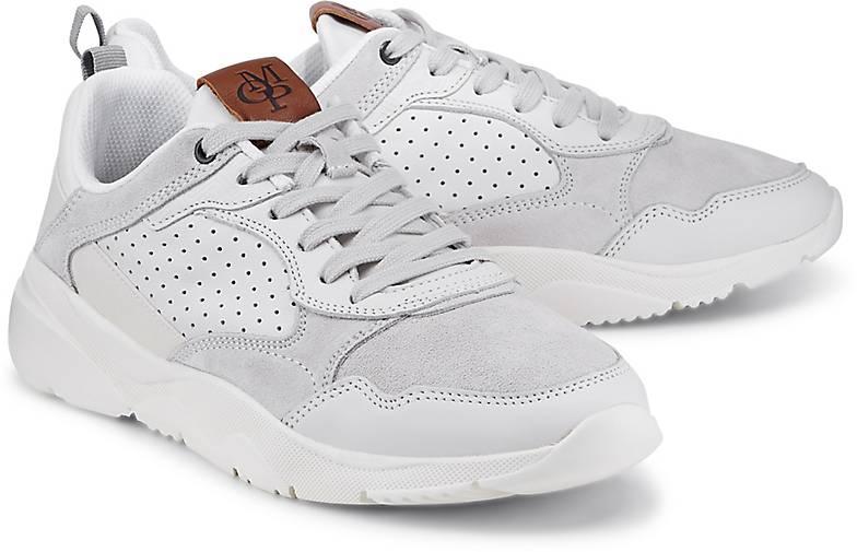 e36666928d Marc O'Polo Freizeit-Sneaker in weiß kaufen - 48195101 | GÖRTZ