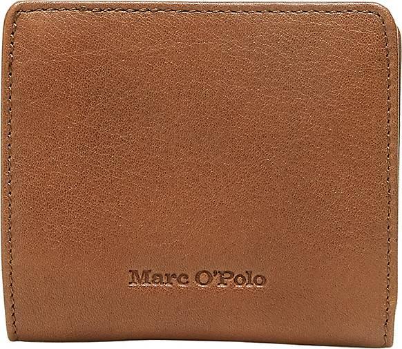 Marc O'Polo Geldbörse in hochwertiger Leder-Qualität