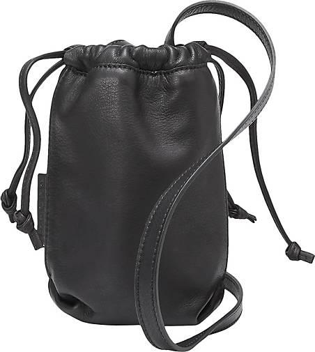 Marc O'Polo Mini-Crossbody-Bag aus softem Kalbleder