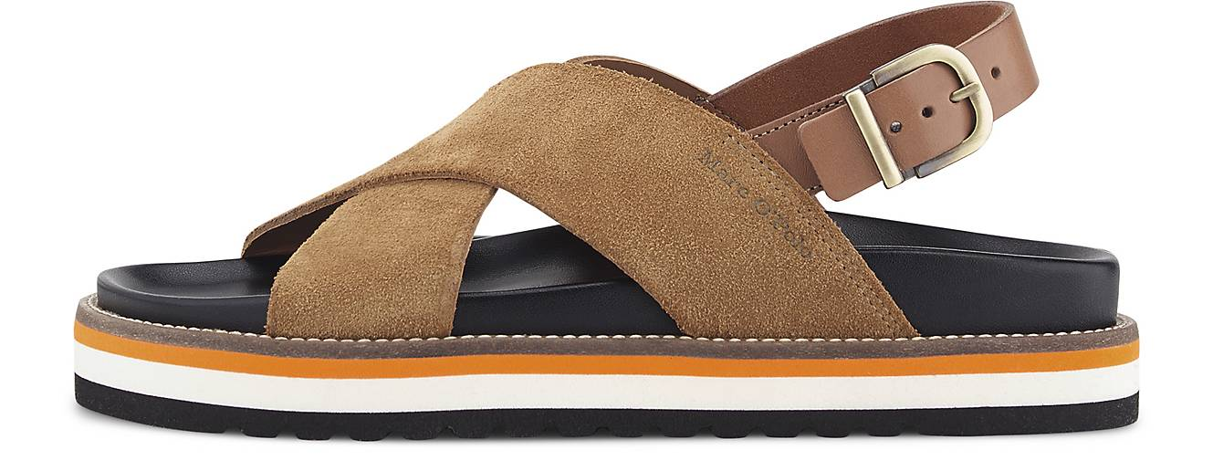 Marc O'Polo Sandale FLAT SANDAL