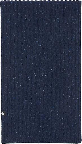 Marc O'Polo Schal aus Tweedgarn gestrickt