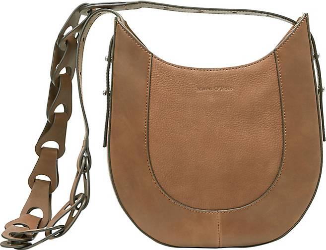Marc O'Polo Shoulder-Bag Modell JOULU mit markantem Schulterriemen