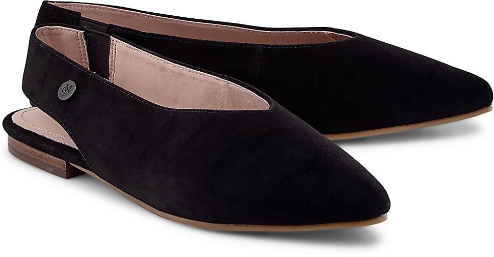 Marc O'Polo Sling-Ballerina in schwarz kaufen - Qualität 47104401 | GÖRTZ Gute Qualität - beliebte Schuhe ecf1e2