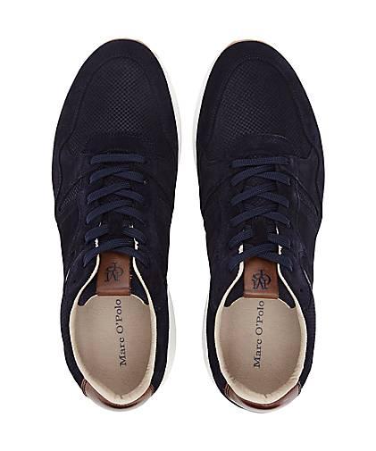 Marc O'Polo Trend-Turnschuhe in in in blau-dunkel kaufen - 48194001 GÖRTZ Gute Qualität beliebte Schuhe 402443