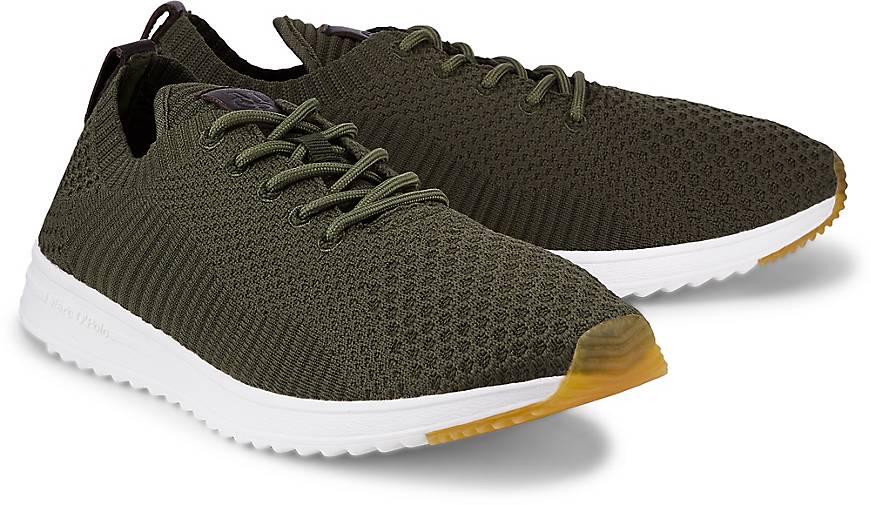 Marc O'Polo Trend-Turnschuhe in khaki kaufen - 48194501 GÖRTZ Gute Qualität beliebte Schuhe
