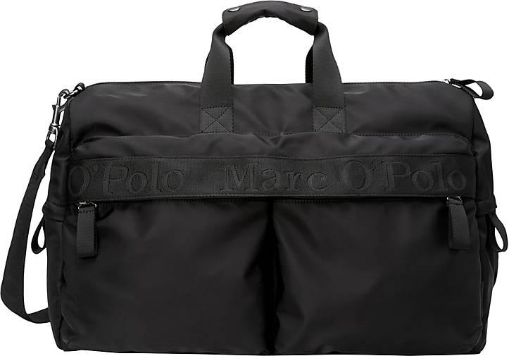 Marc O'Polo Weekender in robuster Nylon-Optik