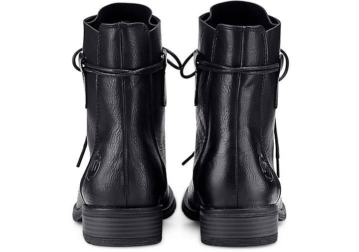 Marco Tozzi Schnür-Stiefelette in schwarz kaufen - - - 47509202 GÖRTZ Gute Qualität beliebte Schuhe cc4d29