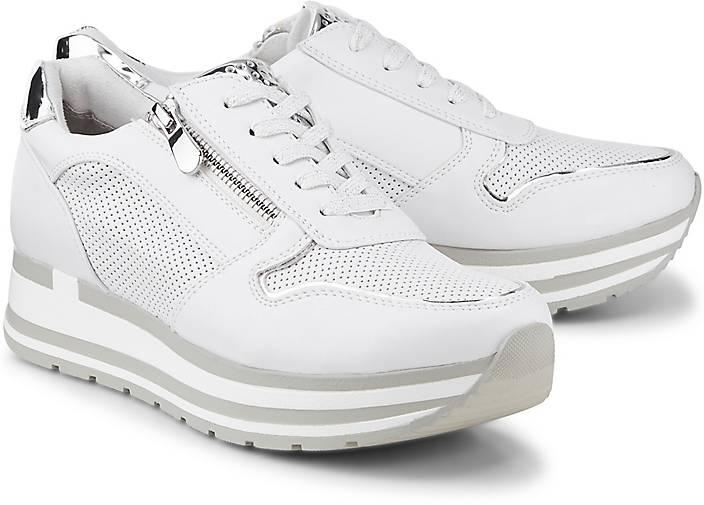Marco Tozzi Plateau Sneaker