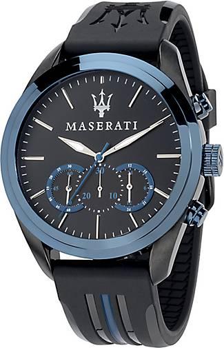 Maserati Uhr HAU, TRAGUARDO