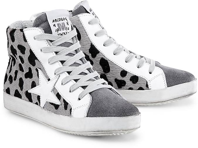 Meline Fashion-Sneaker hellgrau | GÖRTZ
