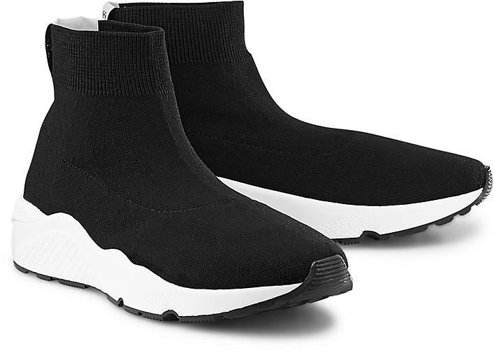 Meline kaufen Sock-Sneaker in schwarz kaufen Meline - 47833701 | GÖRTZ b69d3e