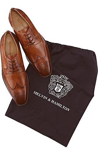 Melvin & Hamilton Businessschuh JEFF 14