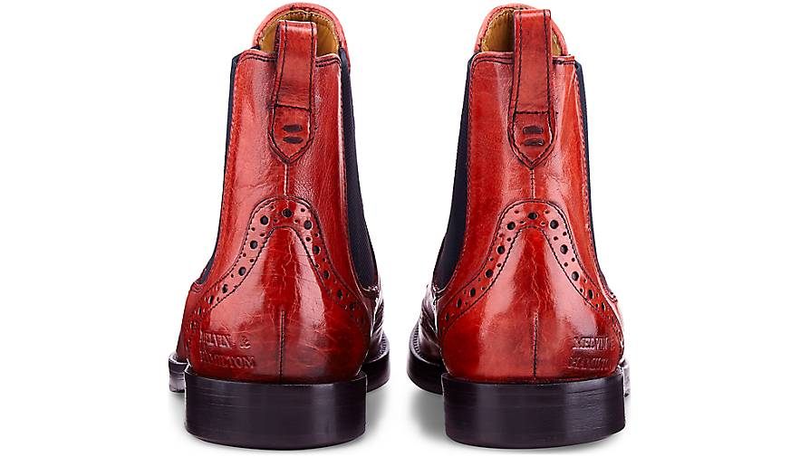 Melvin Melvin Melvin & Hamilton Chelsea AMELIE 5 in rot kaufen - 42401315 GÖRTZ Gute Qualität beliebte Schuhe 8dd555