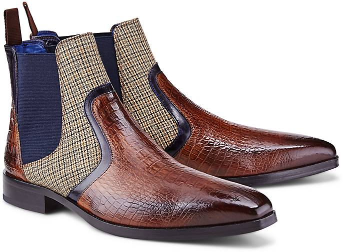 c883e0d2aa21 Melvin   Hamilton Chelsea Boot LEWIS 26 in braun-dunkel kaufen ...