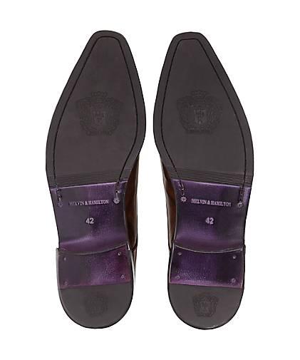 Melvin & Hamilton Monk-Slipper LANCE 1 braun-dunkel in braun-dunkel 1 kaufen - 47643101 GÖRTZ Gute Qualität beliebte Schuhe 7caffc