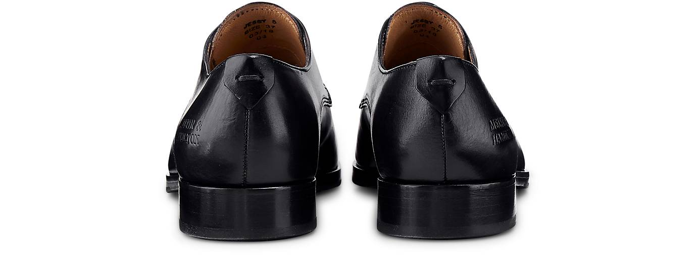 Melvin & Hamilton Schnürer JESSY 5 in schwarz GÖRTZ kaufen - 47638901 | GÖRTZ schwarz fb13c0