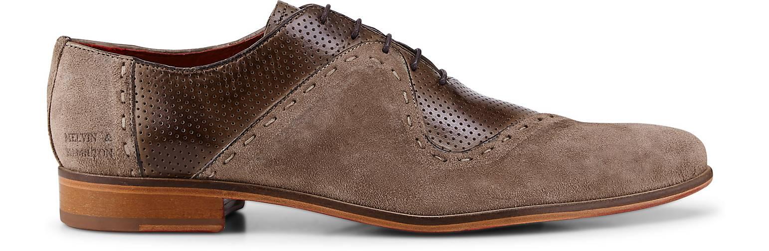 Melvin & Hamilton Schnürer TONI 18 in braun-dunkel kaufen kaufen kaufen - 48201401 GÖRTZ Gute Qualität beliebte Schuhe f5d5eb