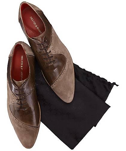 Melvin & Hamilton Schnürer TONI 18 - in braun-dunkel kaufen - 18 48201401 GÖRTZ Gute Qualität beliebte Schuhe 8c0471