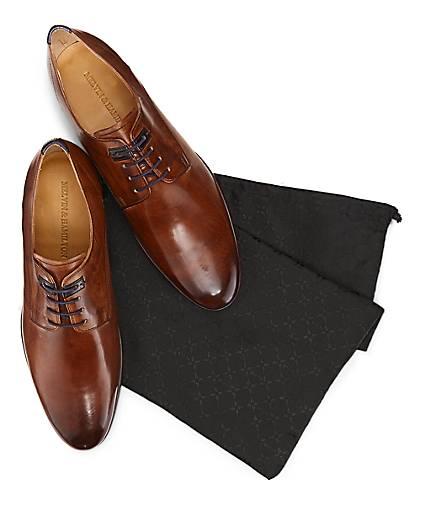 Melvin & Hamilton Schnürschuh CLINT 1 in | braun-mittel kaufen - 47641201 | in GÖRTZ Gute Qualität beliebte Schuhe f05e2a