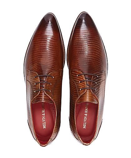 Melvin & Hamilton Schnürschuh TONI 1 in braun-mittel GÖRTZ kaufen - 47080901 | GÖRTZ braun-mittel Gute Qualität beliebte Schuhe c377a6