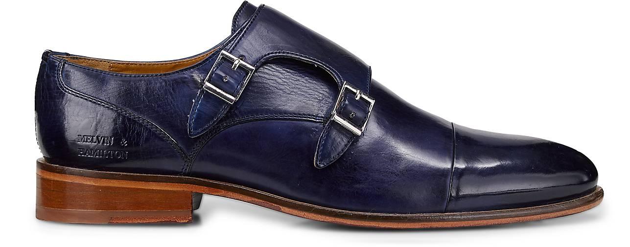 Melvin & in Hamilton Slipper PATRICK 2 in & blau-mittel kaufen - 47084801 | GÖRTZ Gute Qualität beliebte Schuhe a64c09